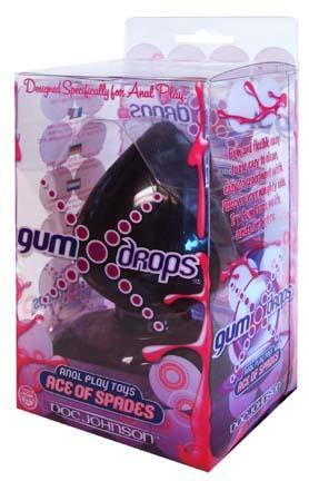 Gumdrops Ace Of Spades Charcoal