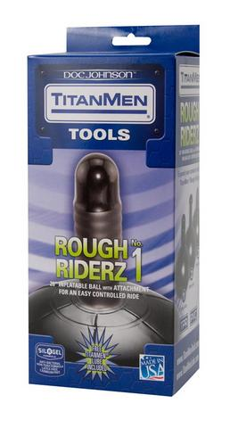 Titanmen Rough Riderz #1