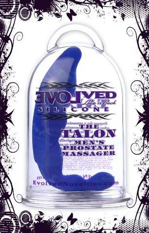 Silicone Talon Blue