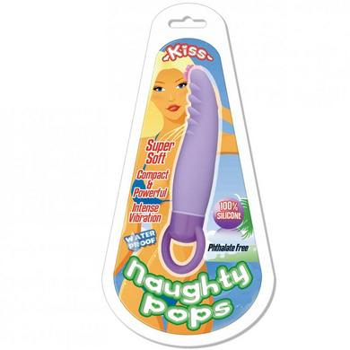 Naughty Pops Kiss Lavender