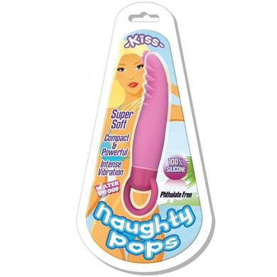 Naughty Pops Kiss Pink