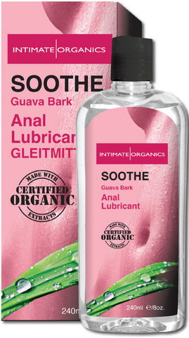 Soothe Anal Lubricant 240Ml