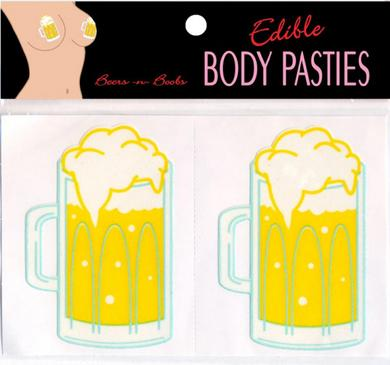 Edible Pasties Beer N Boobs