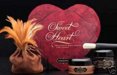 Sweet Heart Chocolate