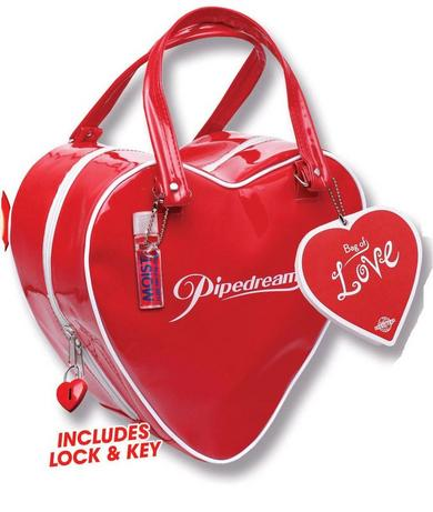 Red Heart Shaped Bag Bulk