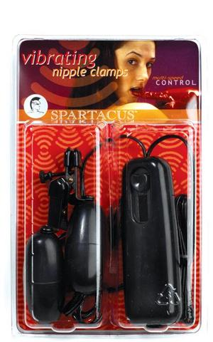 Black Vibrating Clamp