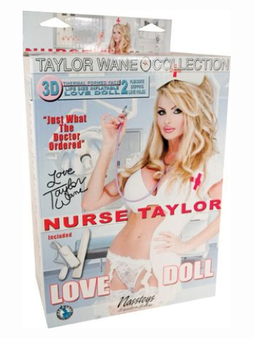 Nurse Taylor Wane Doll