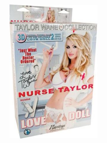 Nurse Taylor Wane Doll