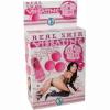 Real Skin Ben Wa Balls Vib. Pink