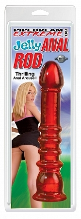 Pipedream Extreme Toyz Jelly Anal Rod